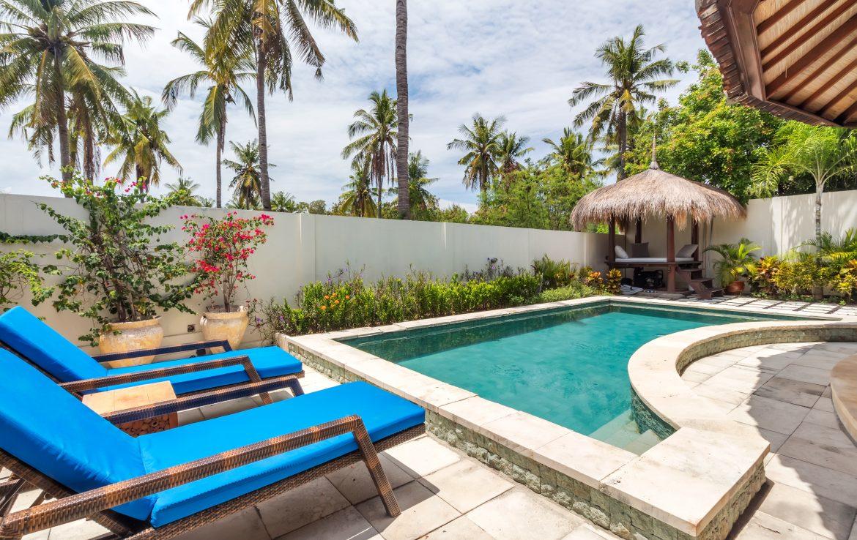 villa mojo gili meno indonesia property sales